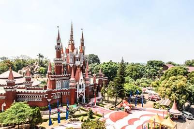 Lâu đài Tuổi thơ Indonesia