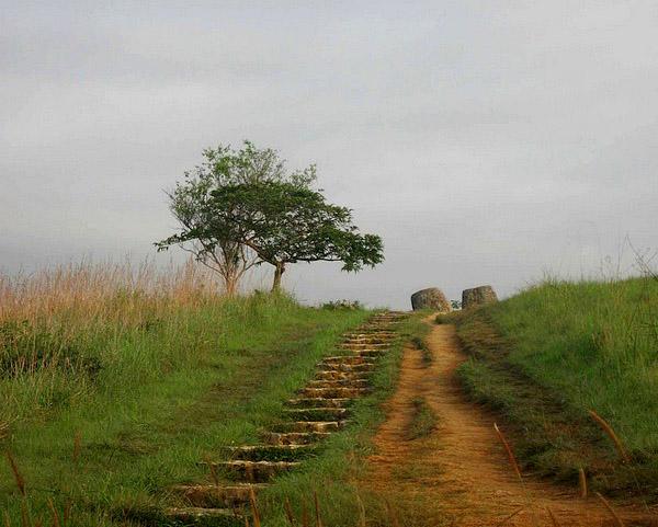 Đường lên Cánh đồng Chum