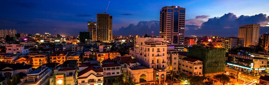 Thành phố Phnom Penh