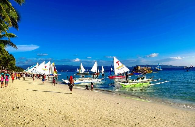 Boracay - điểm du lịch nên đến