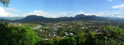 Thành phố Luang Prabang