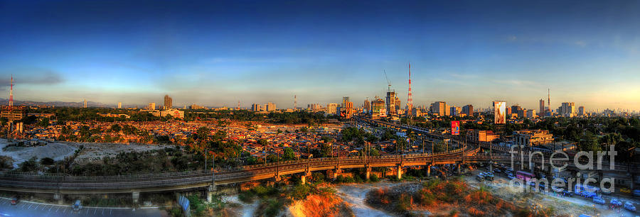 Siêu đô thị Metro Manila