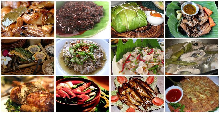 Phong phú ẩm thực Philippines
