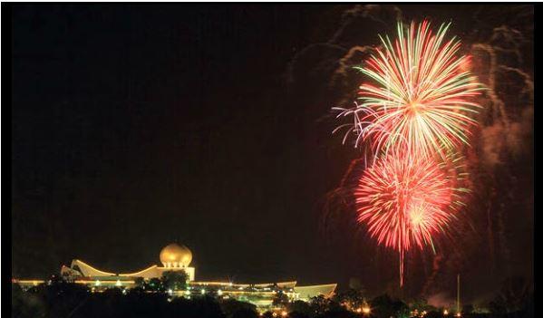 đêm Istana Nurul Iman
