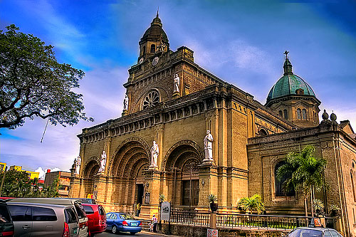 Nhà thờ Chính tòa Manila