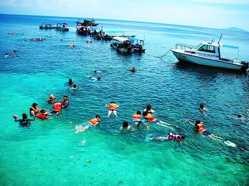 Tour lặn biển