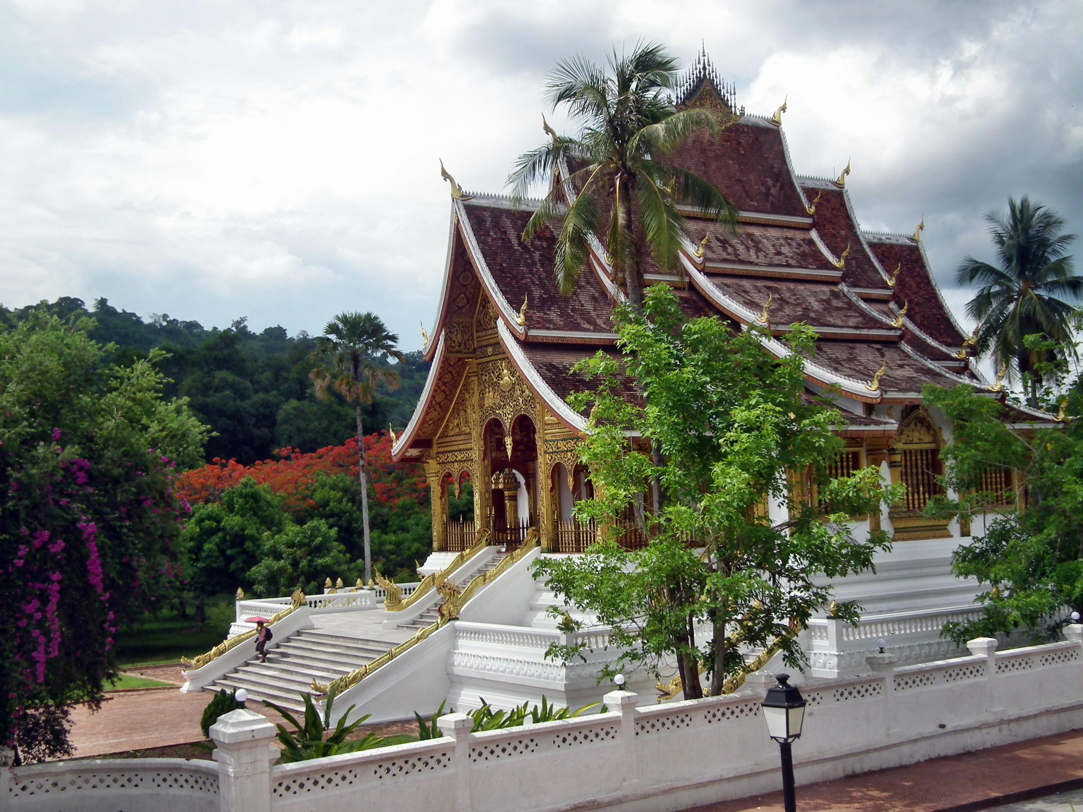 Vat Sala Pha Bang