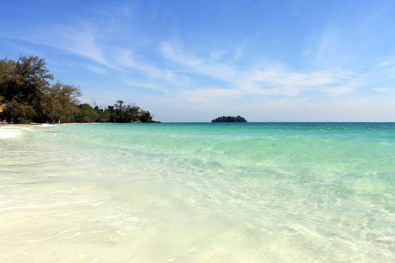 Koh Rong - một thiên đường