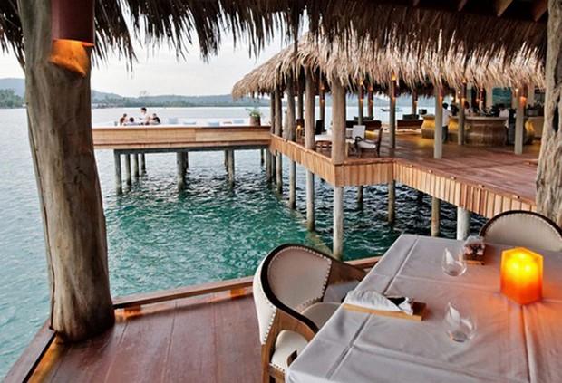 Một góc Song Saa Resort