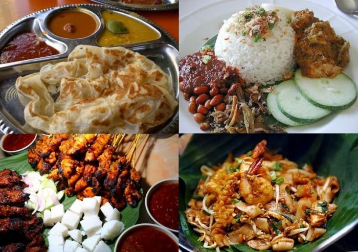 Phong phú ẩm thực Malaysia