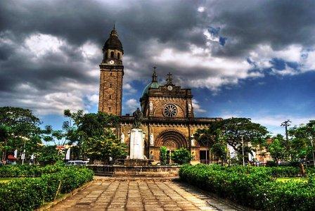 Nhà thờ Chánh tòa Manila