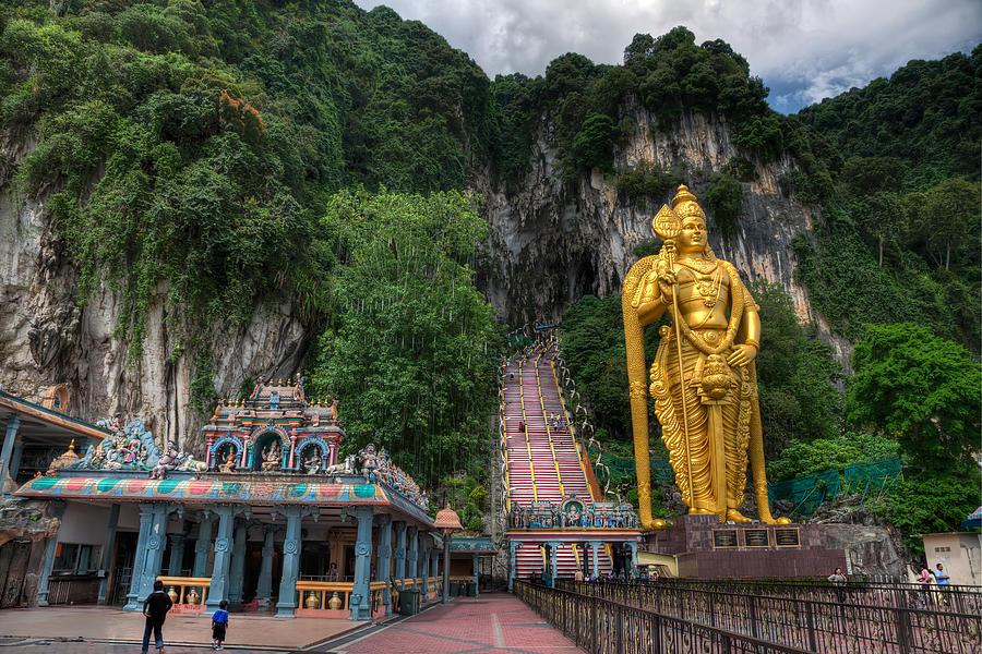 Batu - thánh địa Hindu giáo