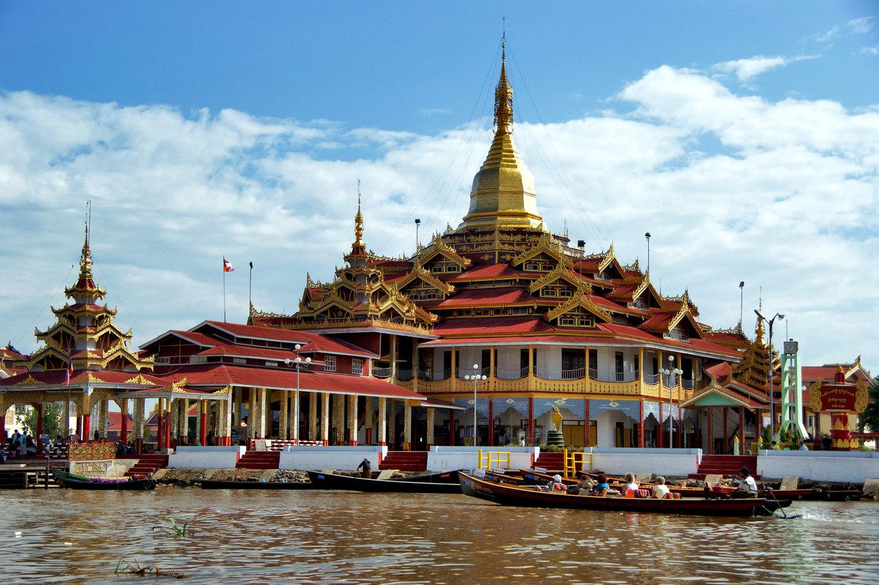Chùa Phaung Daw Oo