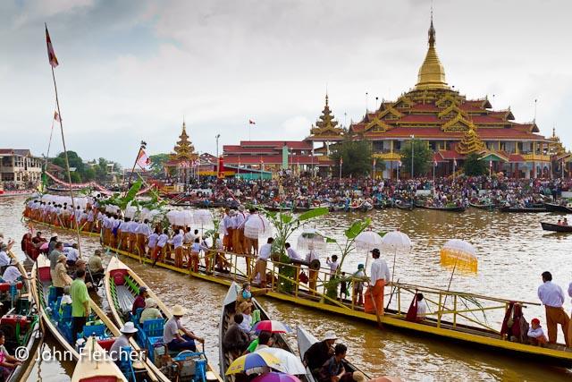 Lễ hội Phaung Daw Oo