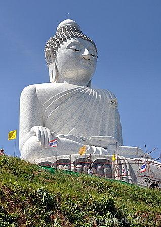 Tượng Phật lớn tại đảo Phuket