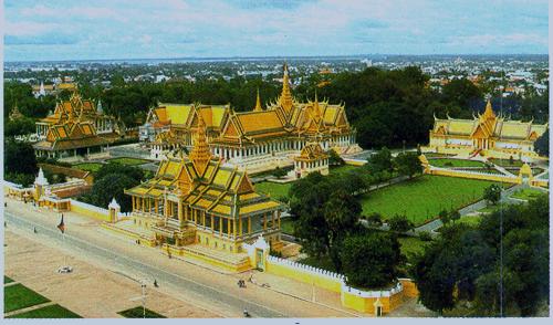 Quần thể cung điện hoàng gia