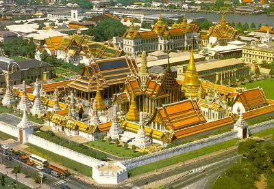 Đại Hoàng cung Thailand
