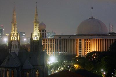 Hòa hợp và khoan dung tôn giáo