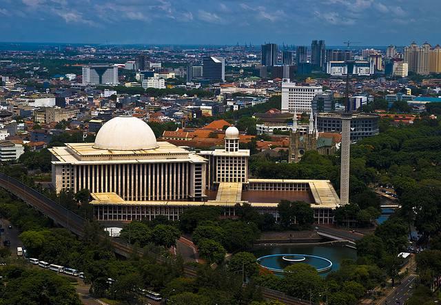 Thánh đường Masjid Istiqlal
