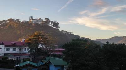 Baguio - thành phố sương mù