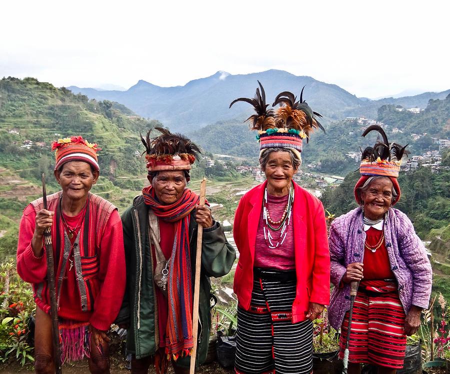 Thổ dân bộ tộc ở Baguio