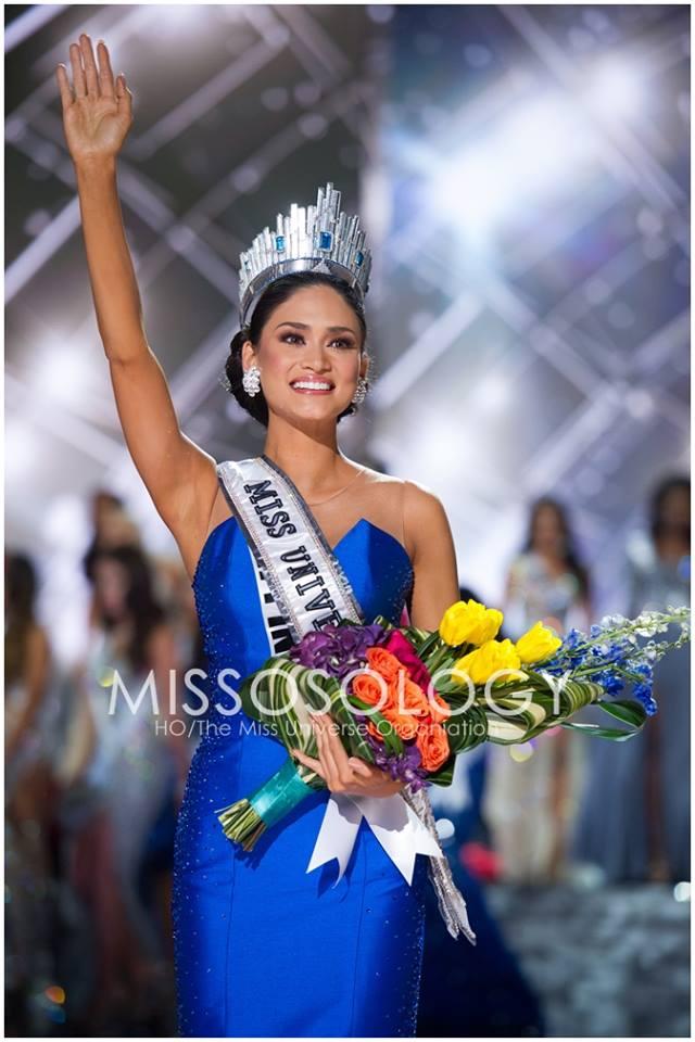 Hoa hậu Hoàn vũ 2015