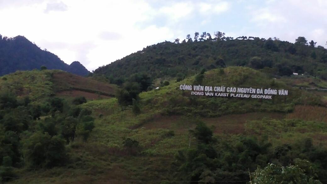 Công viên Địa chất Cao nguyên đá Đồng Văn
