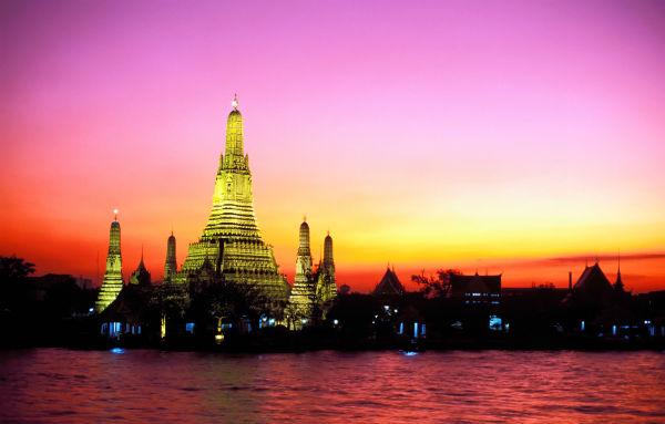 Thủ đô bên dòng Chao Phraya