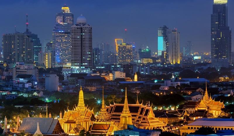 Bangkok cổ kính và hiện đại