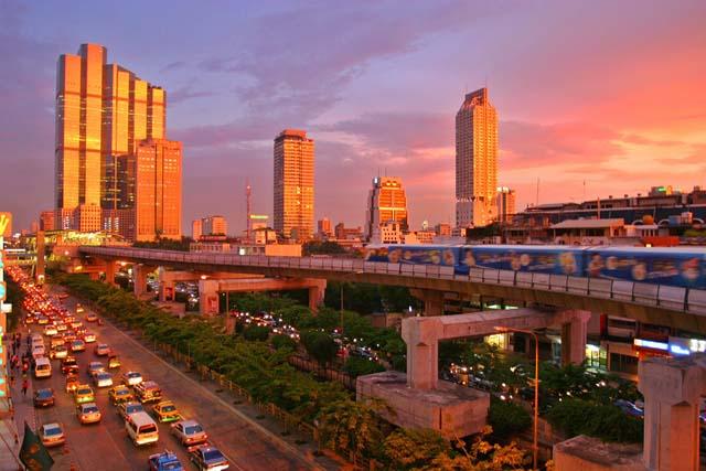 Giao thông tại thủ đô Bangkok