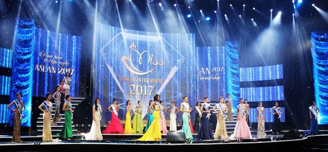 Đêm chung kết Cuộc thi HHHN ASEAN