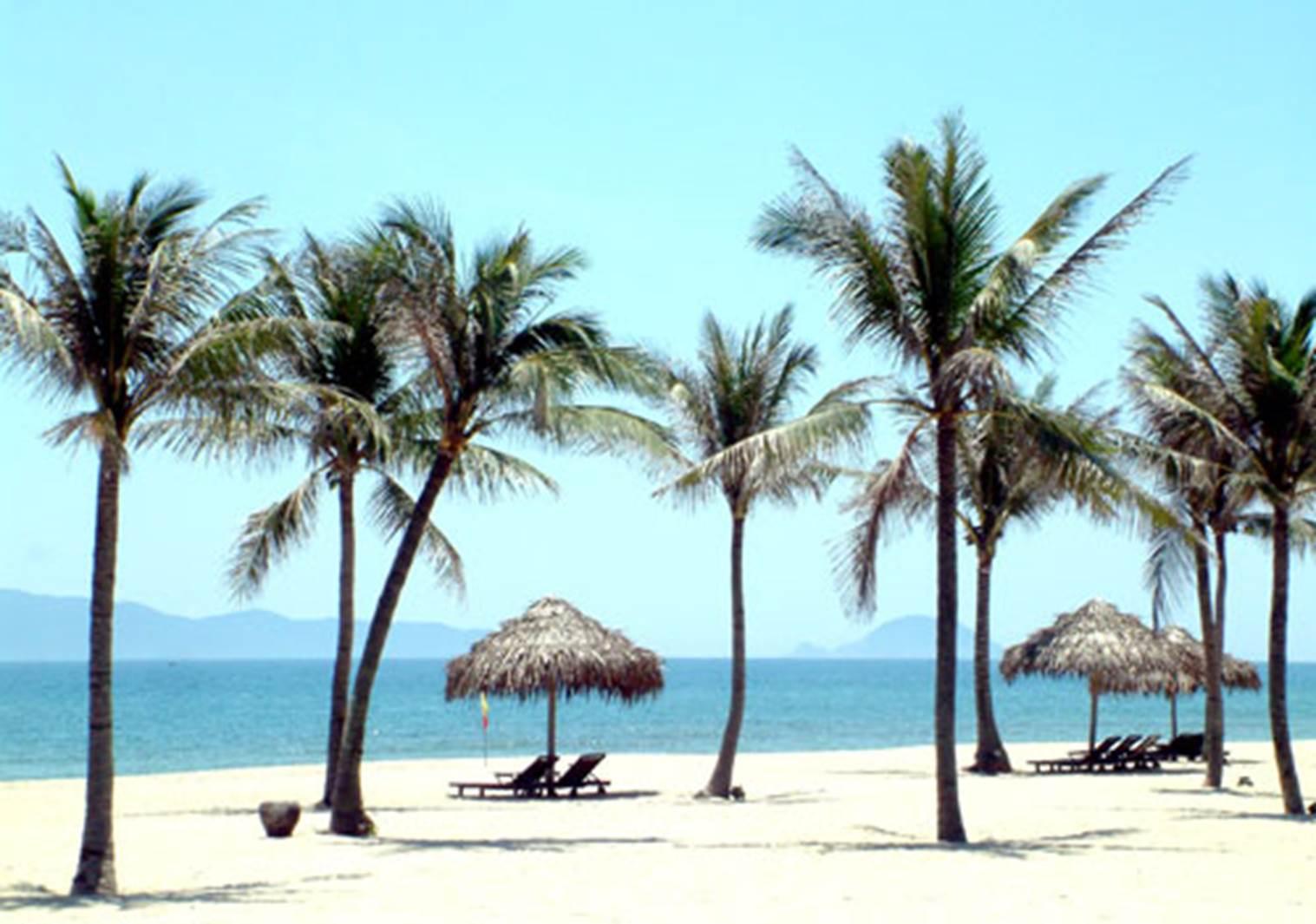 Hà My - bãi biển đẹp nhất châu Á