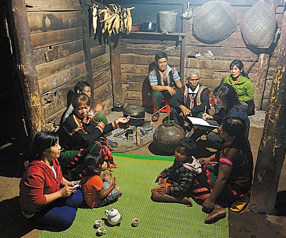 Kể chuyện về truyền thuyết các hang động