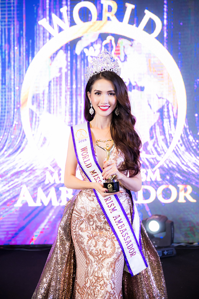 World Miss Tourism Ambassador 2018
