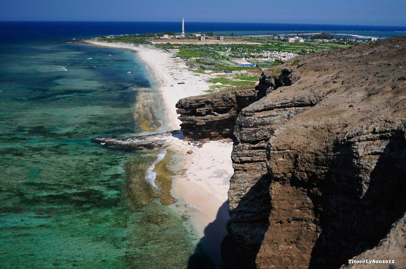 Đảo Lý Sơn - điểm đến ấn tượng