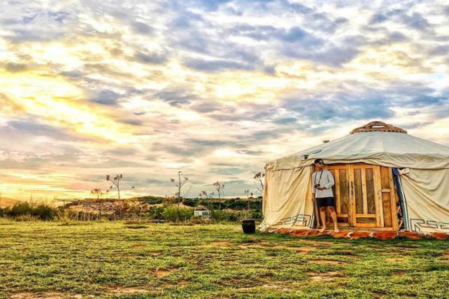 Trải nghiệm lều trại Mông Cổ