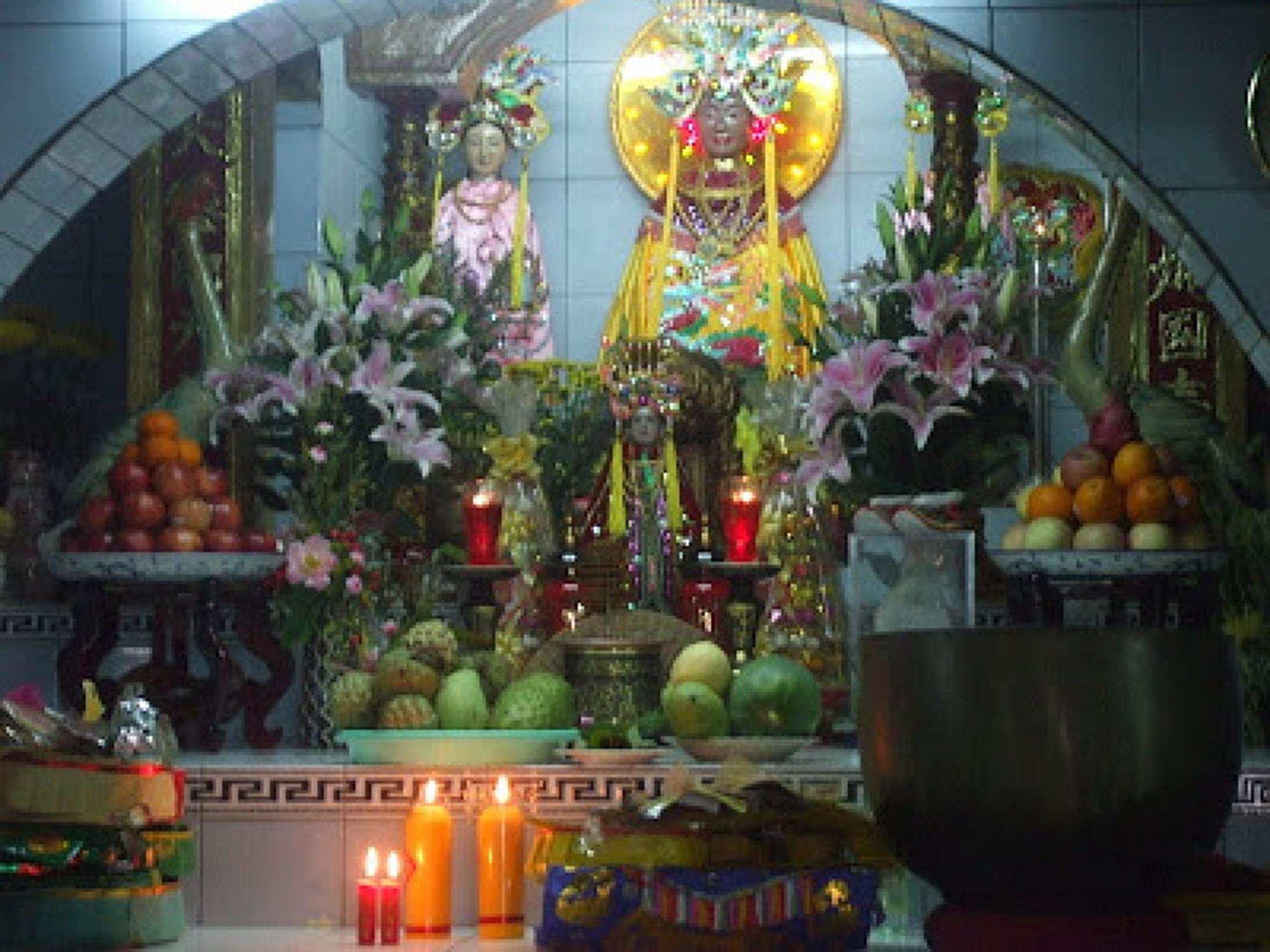 Điện thờ Linh Sơn Thánh Mẫu