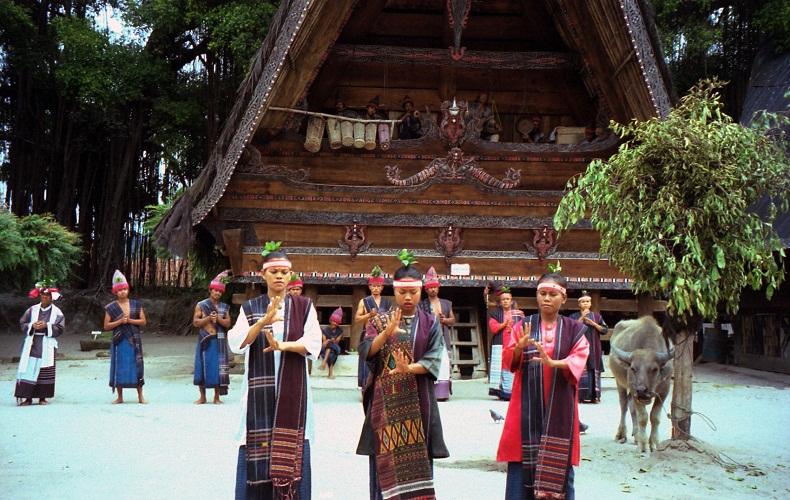 Những điệu múa truyền thống
